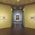 Aquarellen van Ivan Bilibin, 1899 – 1913, Groninger Museum, Russische sprookjes, volksverhalen en legenden. (foto Marten de Leeuw)