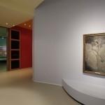 Michail Vroebel, De zwanenprinses, 1900, Groninger Museum, Russische sprookjes, volksverhalen en legenden. (foto Marten de Leeuw)