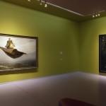 Viktor Vasnetsov, Het vliegende tapijt, 1880, Groninger Museum, Russische sprookjes, volksverhalen en legenden. (foto Marten de Leeuw)