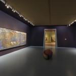 Nikolaj Roerich, Rover-Nachtegaal, 1910, Sadko, 1910 Groninger Museum, Russische sprookjes, volksverhalen en legenden. (foto Marten de Leeuw)