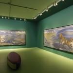 Nikolaj Roerich, Volga Svjatoslavovitsj, 1910, Mikoela Seljaninovitsj, 1910 Groninger Museum, Russische sprookjes, volksverhalen en legenden. (foto Marten de Leeuw)